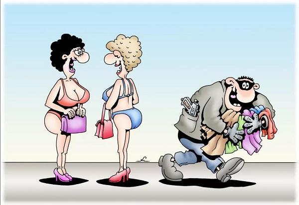 Анекдоты про девушек и слова