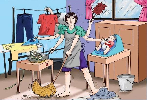 Анекдоты про маму и квартиру