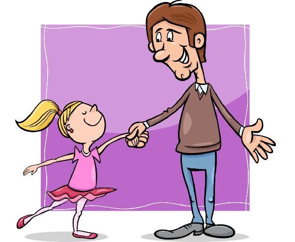 анекдоты про отца и девушку