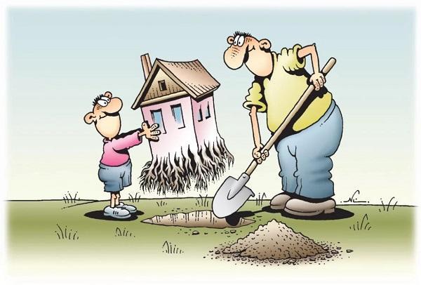 анекдоты про жизнь и дом