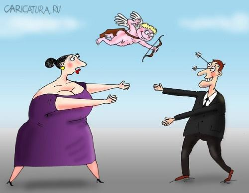 анекдот картинка про любовь
