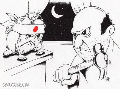 анекдот картинка про максима и мишу