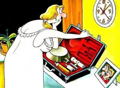 анекдот картинка про марину и таню