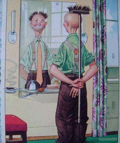 анекдот картинка про оптимистов и пессимистов