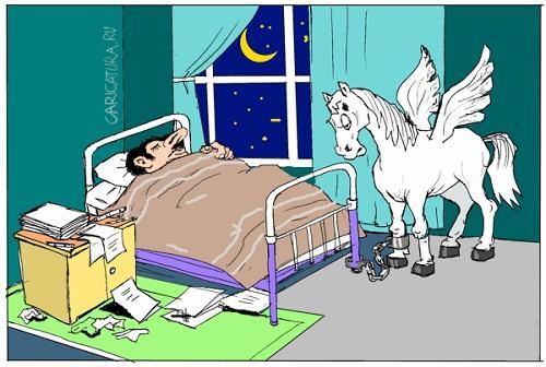 анекдот картинка про сон