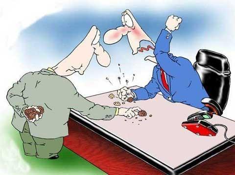 анекдот картинка про зло и ненависть
