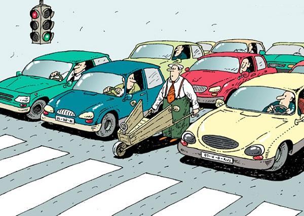 анекдоты про автомобили и машины