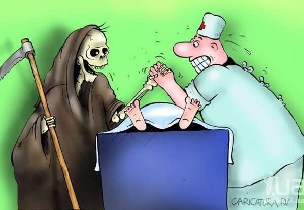 анекдоты про жизнь и врачей