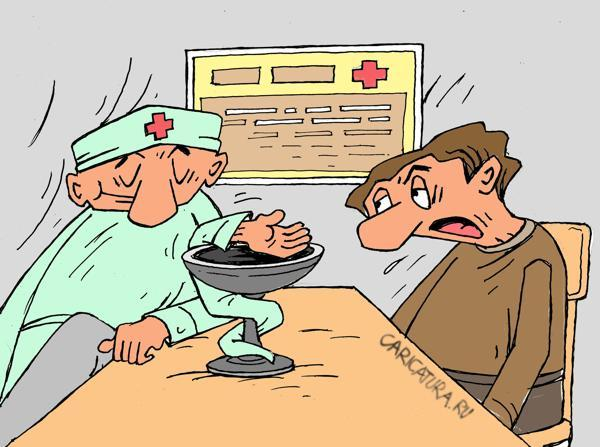 анекдоты про доктора и руки