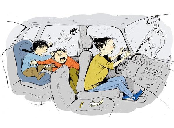 анекдоты про ребенка и место
