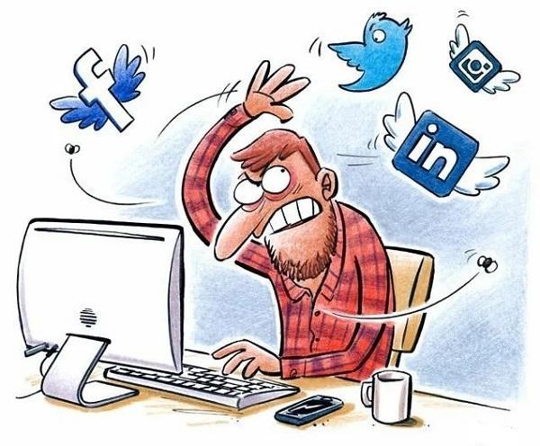 анекдоты социальных сетей