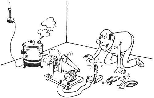 Анекдоты - картинки про инженеров и завод
