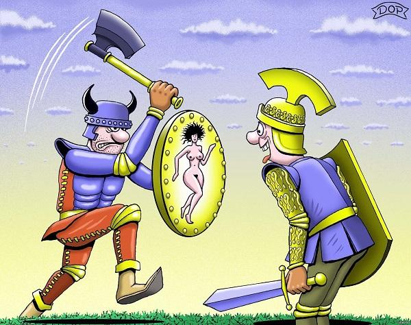самые смешные похабные анекдоты