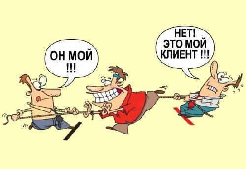 Анекдоты - картинки про торговлю