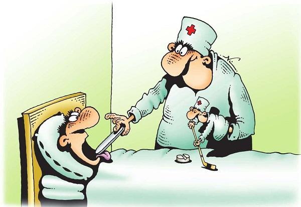 анекдоты про доктора и таблетки