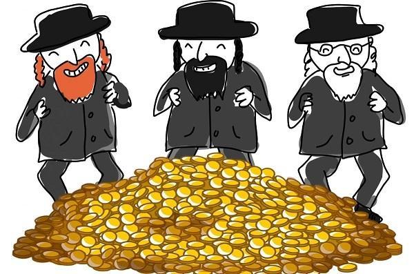 Анекдоты про евреев и жадность