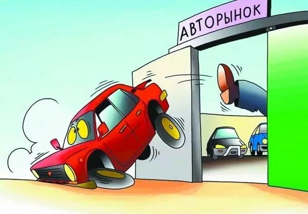 Анекдоты про машины и дни