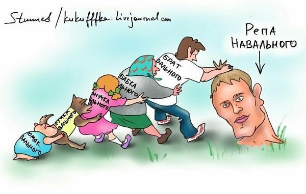 смешные анекдоты про навального