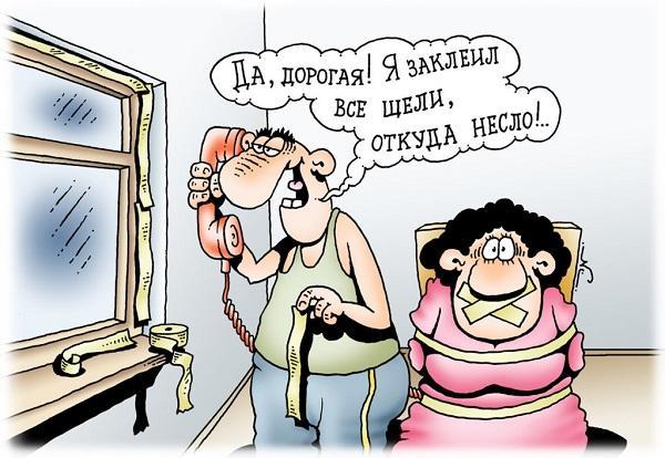 Свежие анекдоты №655