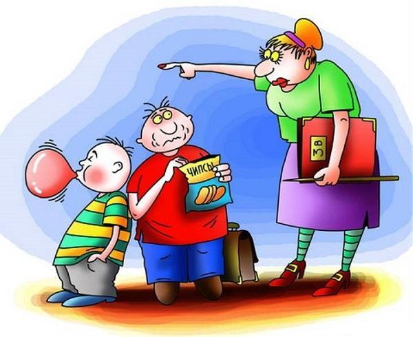 прикольные фразы и ответы детей