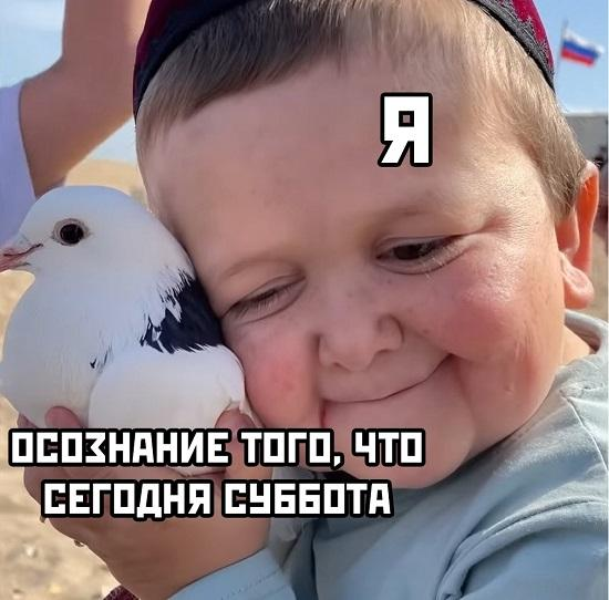 Read more about the article Свежие смешные до слез мемы субботы