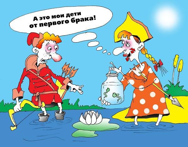 Read more about the article Прикольные до слез свежие анекдоты пятницы