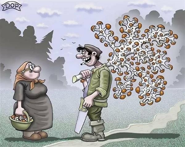 Read more about the article Улетные свежие анекдоты понедельника